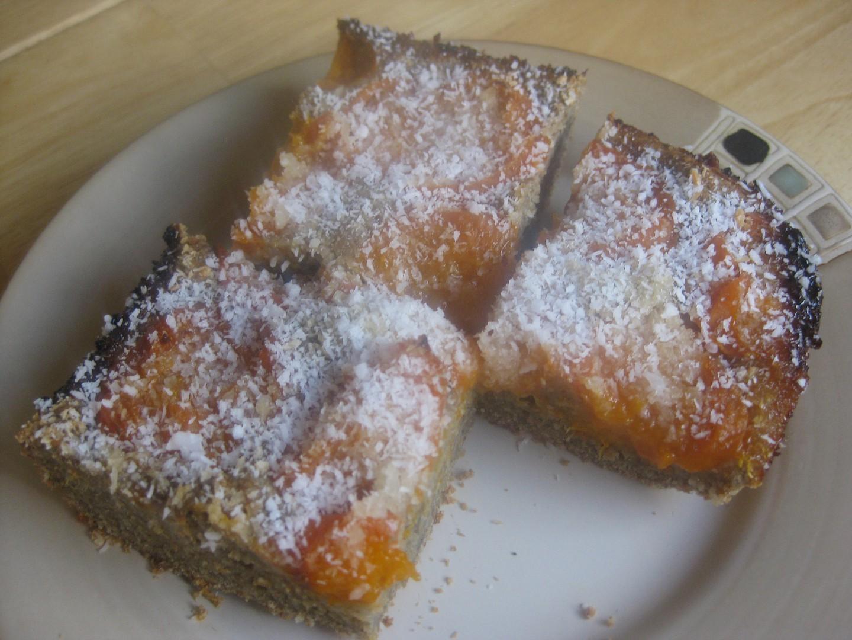 Bezlepková bublanina s meruňkami recept