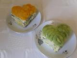 Valentýnská ovocná srdíčka recept