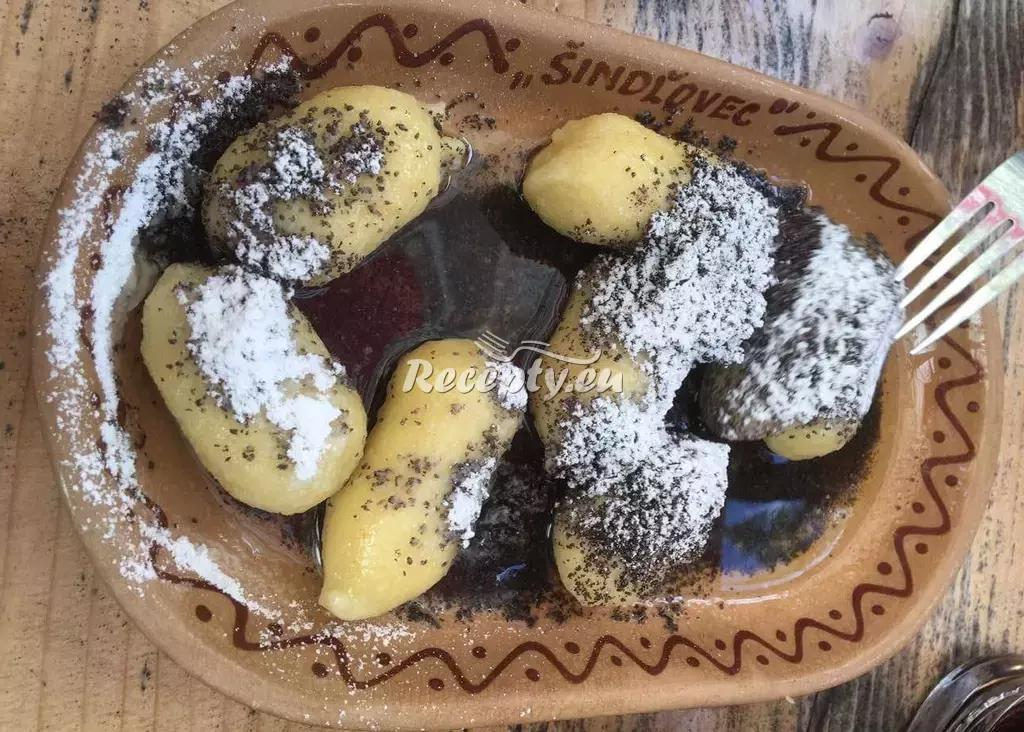 Bramborové škubánky s mákem recept  bramborové pokrmy ...