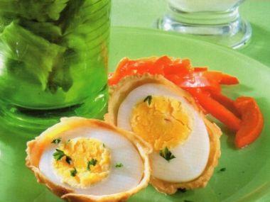 DIA Fritovaná vejce v těstíčku