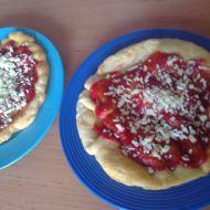 Maďarské langoše recept