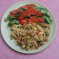Salát z pangasia recept