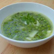 Hrášková polévka s bramborem recept