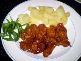 ROBI maso v medové marinádě se sezamem  vegan recept ...