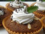 Cuketovo  perníkové muffiny recept