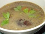 Polévkový, houbovo- celerový krém recept