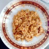 Kuřecí maso s rýží sladko-pálivé chuti recept