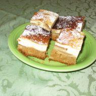 Medový koláč s jablky recept