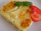 Zapečená kaše s mozzarellou recept