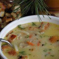 Jemná polévka z rybího filé recept