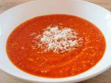 Rajčatová polévka  zimní s jáhlami recept