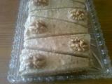 Krupicový dort recept