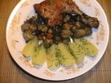 Kuře po sicilsku recept