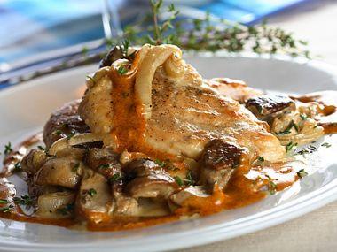 Vepřové maso nakládané v česneku