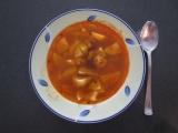 Rychlá bramborová polévka recept