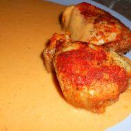 Klasické kuře na paprice recept