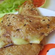 Zeleninové toasty s pestem recept
