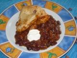 Kuře s fazolemi recept