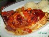 Lovecká kuřecí stehna s uzenou vůní i chutí recept