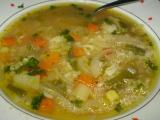 Polévka s nádechem Thajska recept