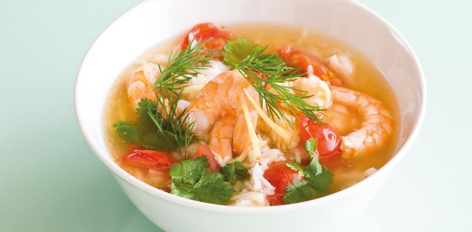 Vietnamská polévka