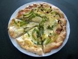 Kapustová pizza s paprikou recept