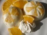 Pomerančové bábovičky z tvarohu recept