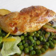 Zapečené kuřecí stehenní čtvrtky recept