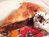 Rychlý dort z listového těsta recept
