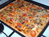 Pizza.. recept