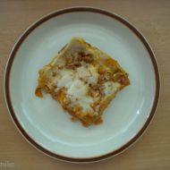 Lasagne alla bolognese recept