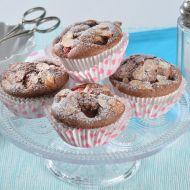 Čokoládové muffiny recept