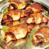 Rugelach  sladké židovské pečivo recept
