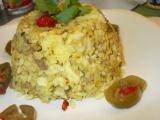 Kurkumové rizoto s houbami a hovězím masem recept  TopRecepty ...