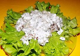 Pohankovo-rybí salát recept