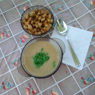 Krémová kmínová polévka recept