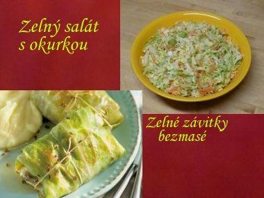 Dva recepty na hlávkové zelí