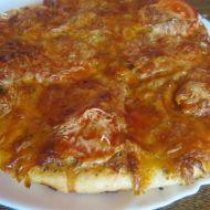 Moje domácí kynutá pizza recept