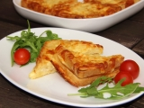 Vylepšený zapékaný Croque Monsieur recept