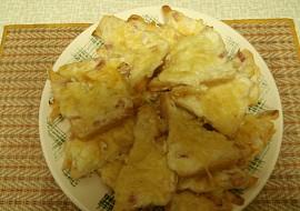 Zapečené tousty se Šmakounem ( dietnější ) recept