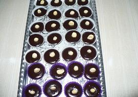 Čokoládové košíčky Stenly recept