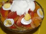 Paprikový salát recept