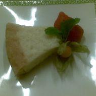 Limetkovo-tvarohový koláč recept