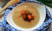 Vánoční polévka Tatra recept