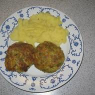 Brokolicové karbanátky se sýrem recept