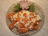 Mrkev zapečená s balkánským sýrem a vejci recept