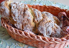 Italský cuketovo-semínkový chléb recept