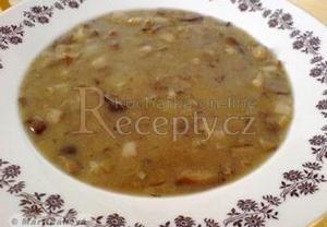 Myslivecká polévka