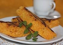 Mrkvový koláč vláčný recept