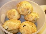 Sýrové muffiny recept